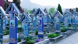 10 странных кладбищ, которые интересно посетить
