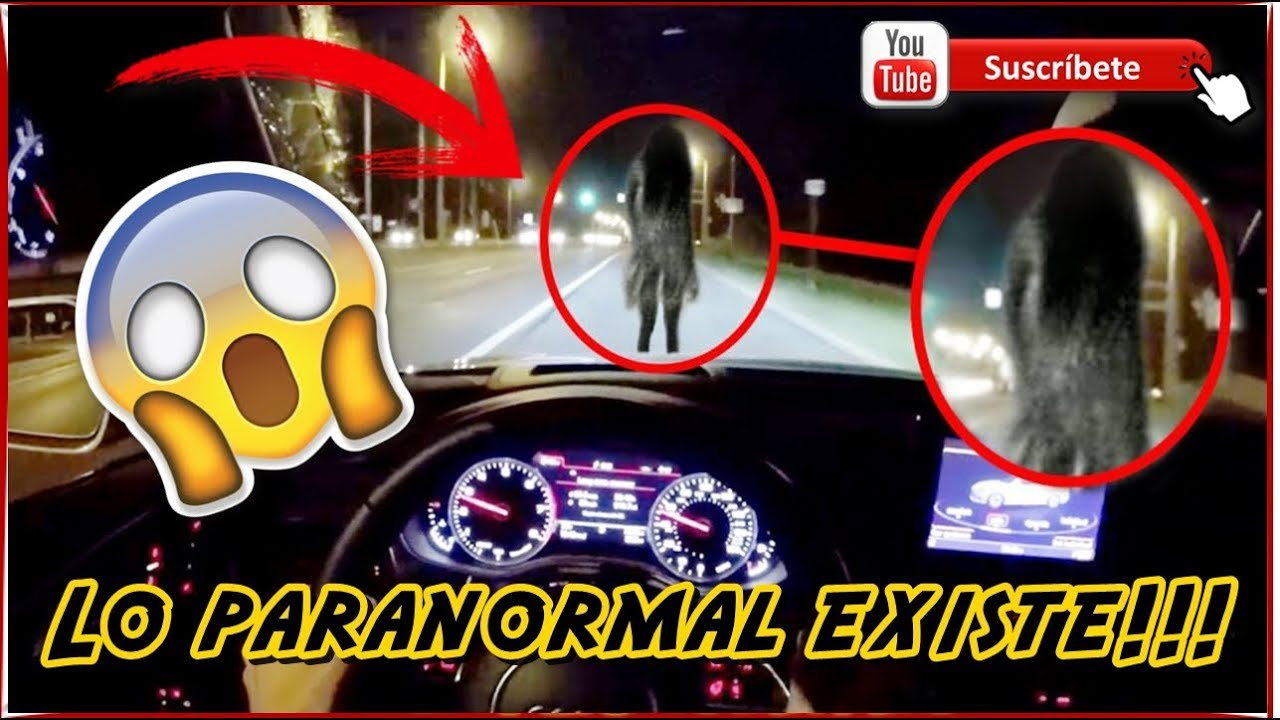 5 Videos Paranormales 100% Reales Captados Por Camaras De Seguridad 😱