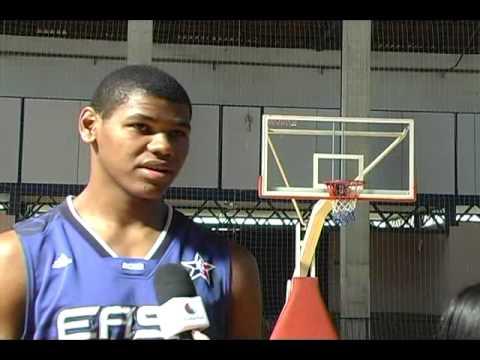 Cristiano Felicio Basquete (Tv Libertas)