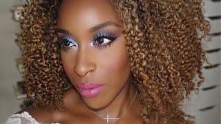 Ice Princess Glam Makeup | Jackie Aina