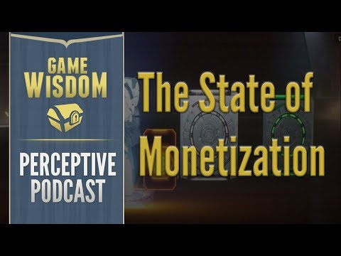 Perceptive Podcast -- The State of Loot Boxes and Monetization in the Game Industry