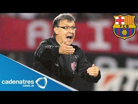 ¿Gerardo Tata Martino es una buena opción para el Barcelona?