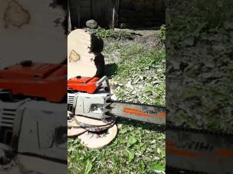 STIHL 050AV-89cc Chainsaw 1968