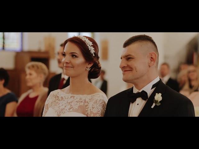 Kinga & Łukasz | teledysk ślubny