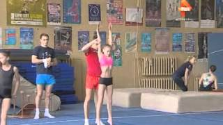 Астраханские акробаты пополнили копилку наград Астраханской области16+