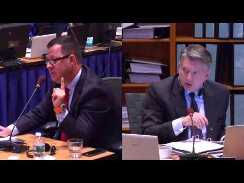 David Aven vs Costa Rica CAFTA Hearing Day 3-Video 2-ENGLISH