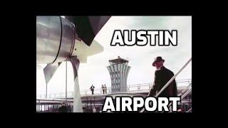 Old  Austin Texas Robert Mueller Airport