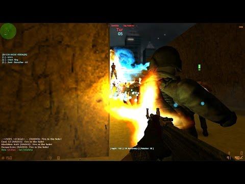 Counter-Strike: Zombie Escape Mod - ze_South_Escape_b2 on World War'Z (1080p - 60FPS)
