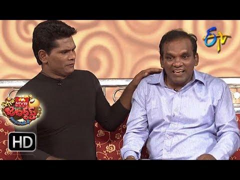 Chammak Chandra Performance | Extra Jabardasth | 25th  May 2018 | ETV Telugu