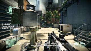 Crysis 2 Xbox 360 Vs PC DX11 Ultra - A quick comparison