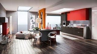cocinas modernas cocina moderna diseno estilo gris interior pop arte rojo wenge kitchen al modern gray furniture decorating cucine cucina
