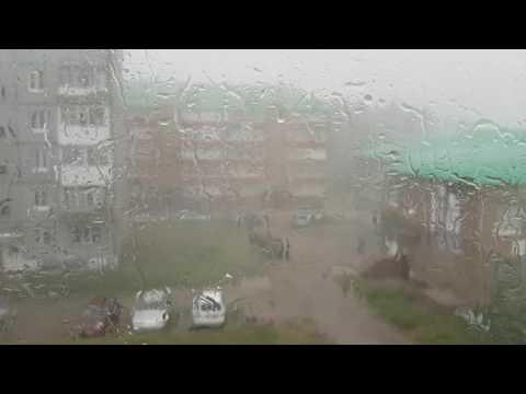2016 07 17 Дождь с сильным ветром Белебей