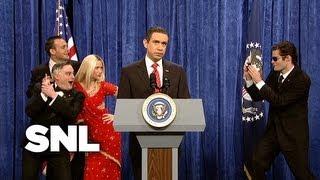 Obama White House Crashers Cold Opening - Saturday Night Live