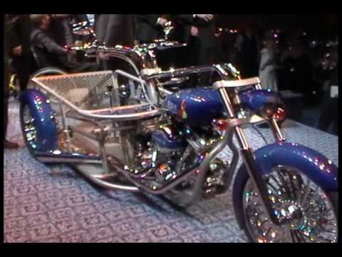 Wheelchair Accessible Motorcycle Revealed At A Magical Evening