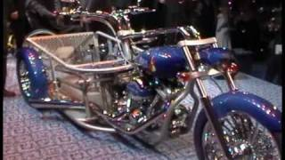 Wheelchair accessible motorcycle revealed at A Magical Evening thumbnail