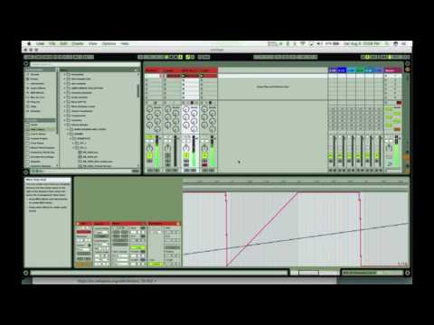 Making Psy Percussion in Ableton Live 9