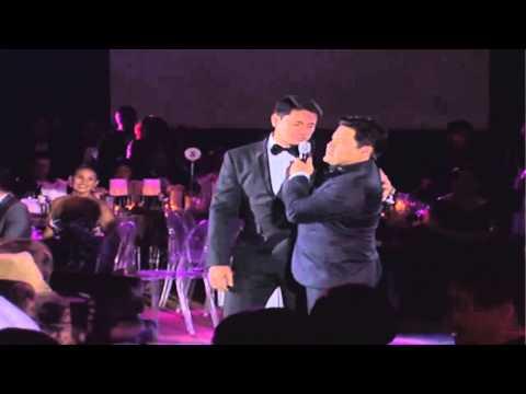 Say That You Love Me - Martin Nievera and Richard Gomez | 8th Star Magic Ball