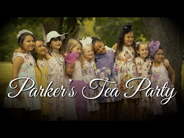 Parker's Tea Party / May 30, 2021 / Sony a7sii