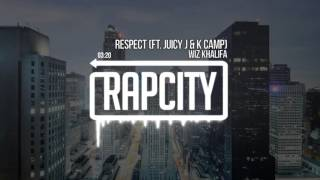 Wiz Khalifa - Respect Ft. Juicy J & K Camp (Prod. By TM88)