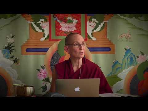 101 The Gomchen Lamrim: The Perfection of Generosity 08-11-17