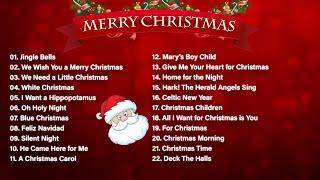 Merry Christmas 2021 🎅🏼 Classic Christmas Songs Playlist 🎄 Top Christmas Songs Playlist