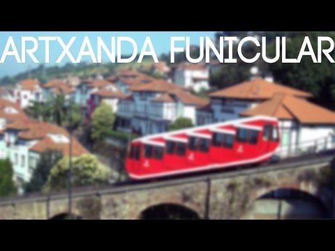 Bilbao - Artxanda Funicular
