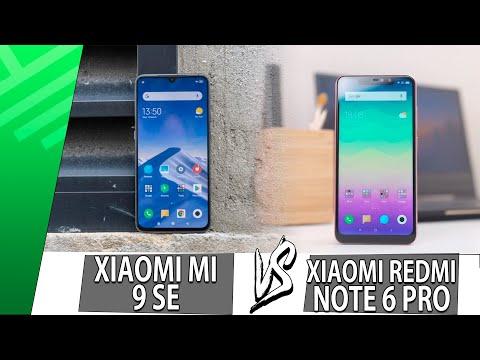 Xiaomi Mi 9 SE VS Xiaomi Redmi Note 6 Pro | Enfrentamiento | Top Pulso