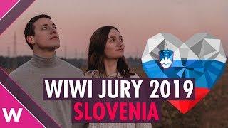 Eurovision Review 2019: Slovenia - Zala Kralj & Gašper Šantl -