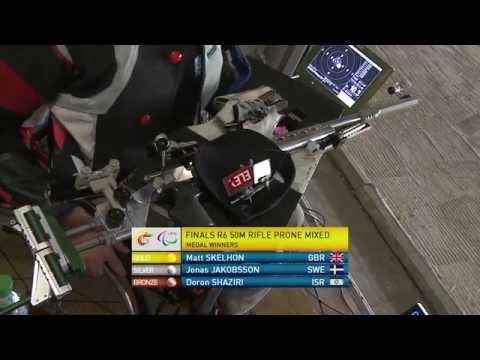 R6 mixed 50m rifle prone | 2014 IPC Shooting World Championships