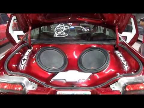 """candy-red-bubble-caprice-on-30""""-dub-zig-zags-@-bat96chevy-photoshoot"""