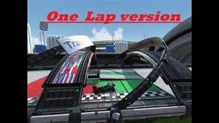 Trackmania A08-Endurance - One Lap 21.88 by Glizon