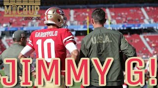 Jimmy Garoppolo Mic'd up against the Titans (week 15)