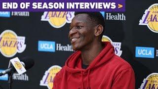 2019 End of Season Interview: Isaac Bonga