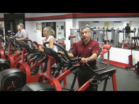 SNAP Fitness - CYBEX Arc Trainer