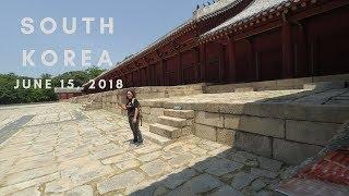 Solo Travel : South Korea