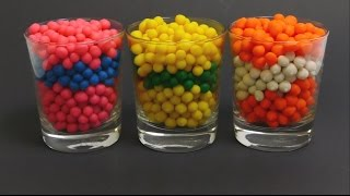 Surprise Rainbow Play-Doh Dippin Dots Fun - Angry Birds, Jeans Girl & Agnes Gru - Minions