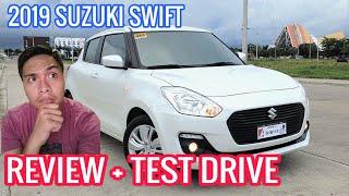 2019 Suzuki Swift GL A/T | test drive review Video