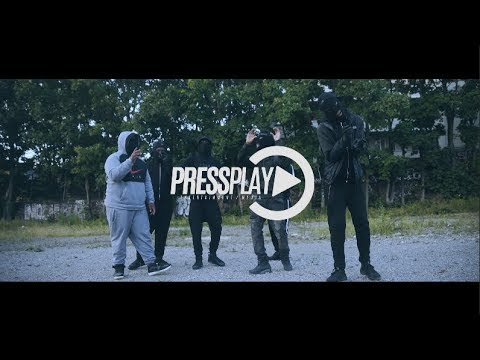 (AD) Tookie x FG x MadL x Skatty - AD Anywhere (Music Video) @itspressplayuk