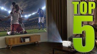 Video Top 5 Best Home Theater Projector download MP3, 3GP, MP4, WEBM, AVI, FLV Juni 2018