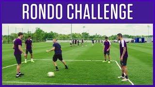 Fiorentina's Rondo—Could You Break It Up? | B/R Rondo Challenge