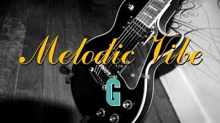 melodic vibe backing track - g