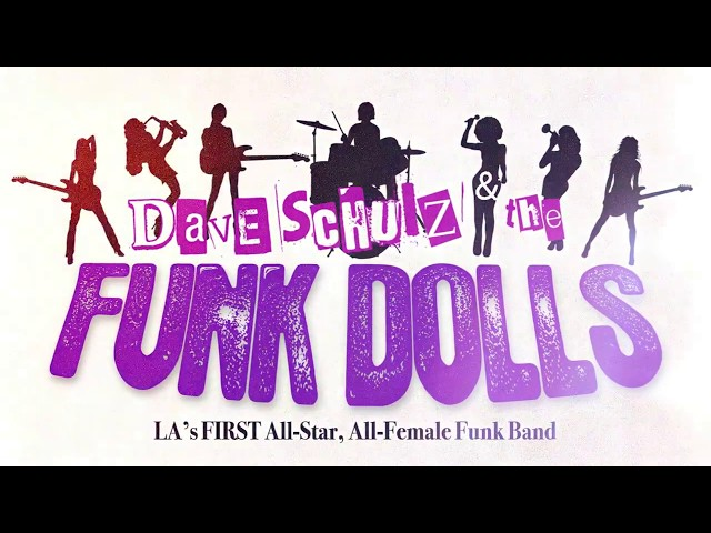 Dave Schulz and the Funk Dolls / EPK
