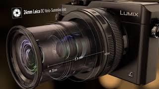 LX100 4K M43 F1.7 萊卡鏡頭 夜景拍片還是很猛的 Introducing Panasonic LUMIX DMC LX100 II 2