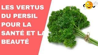 #46 LES VERTUS DU PERSIL POUR LA SANTÉ ET LA BEAUTÉ