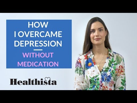 How I Overcame Depression Without Medication