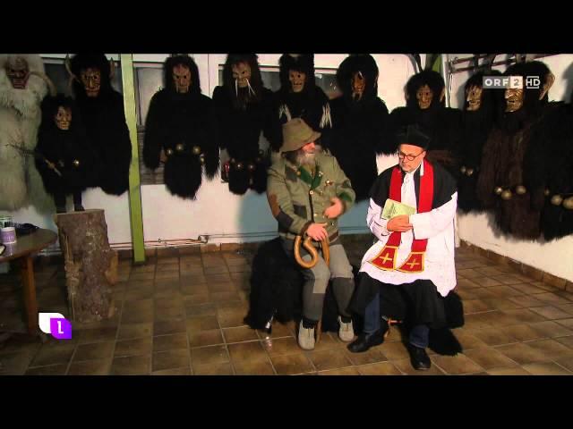 Nikolausspiel in Bad Mitterndorf