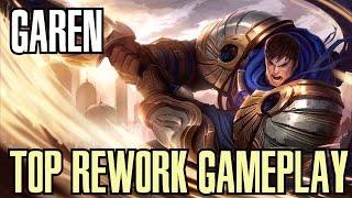 League of Legends - Garen TOP Gameplay - WHEPA DEMACIA [PT-BR]