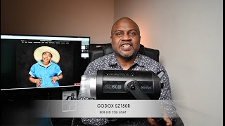 NO MORE GELS! GODOX SZ150R LED RGB LIGHT | BI-COLOR LIGHT ON A BUDGET  | A PHOTOGRAPHER FULL REVIEW