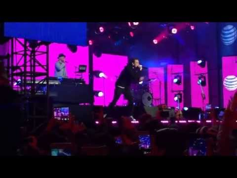 Logic performs alright at Jimmy kimmel live