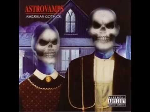 ASTROVAMPS people in black